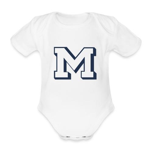 Melle07 YT - Ekologisk kortärmad babybody