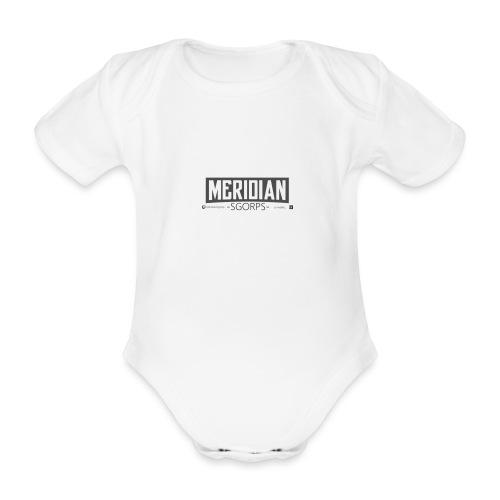 Sgorps Logo - Baby Bio-Kurzarm-Body