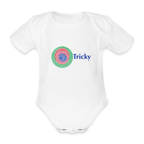 Tricky - Organic Short-sleeved Baby Bodysuit