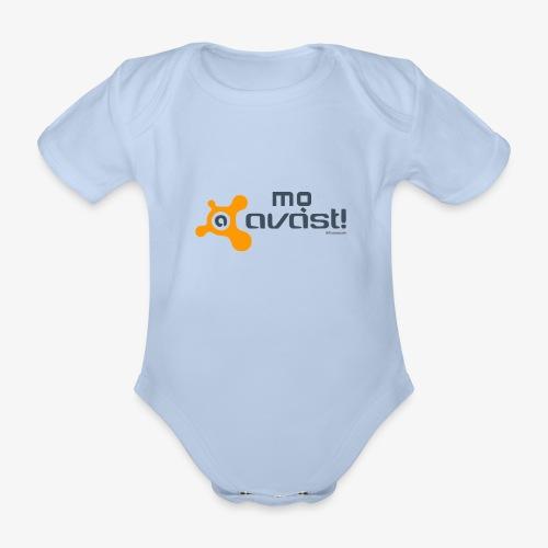 Avast! - Body ecologico per neonato a manica corta