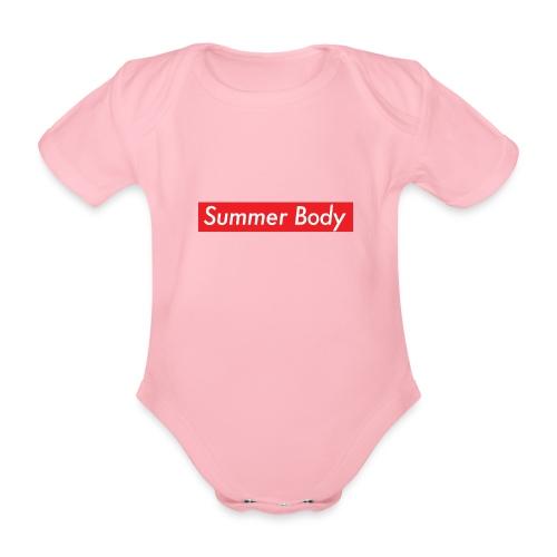 Summer Body - Body Bébé bio manches courtes