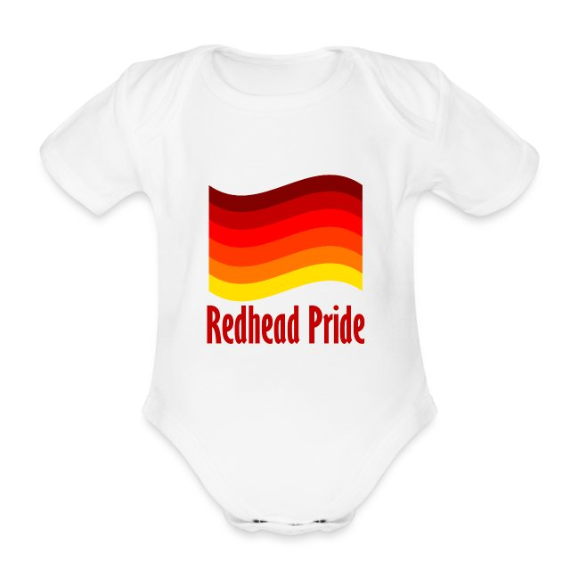 Redhead Pride Red png