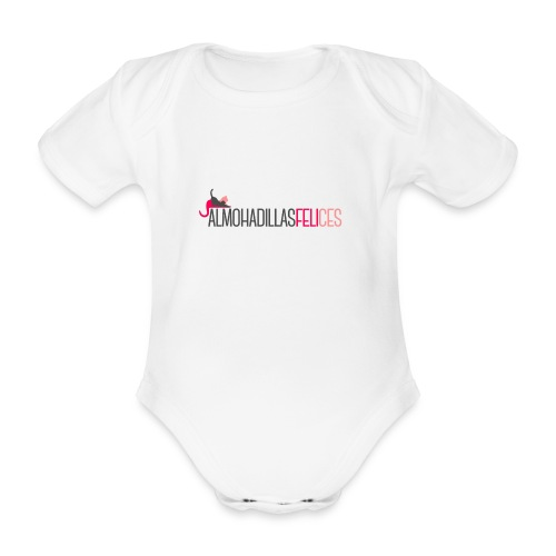 paf_transparente-png - Body orgánico de manga corta para bebé