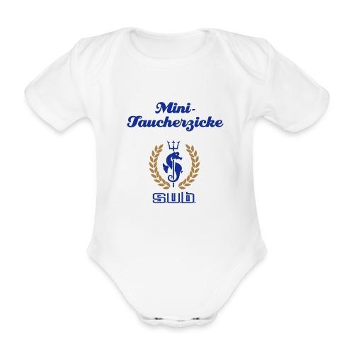 S.U.B. Taucherzicke - Baby Bio-Kurzarm-Body