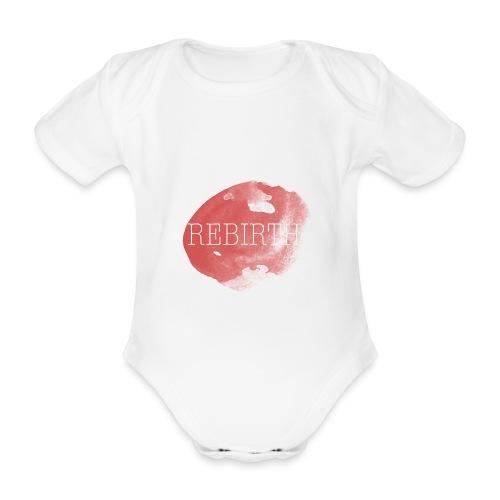 rebirth - Body ecologico per neonato a manica corta