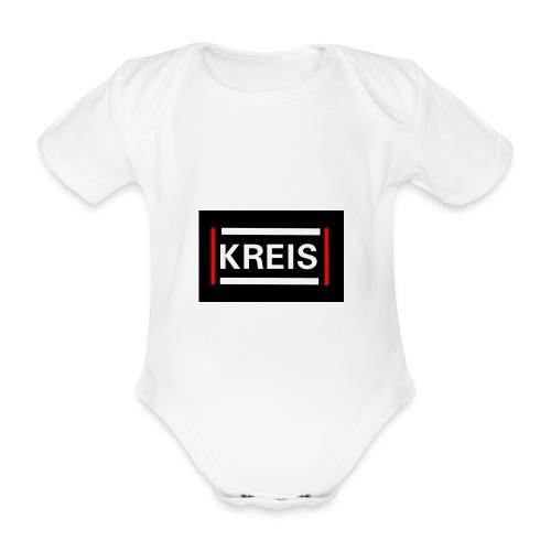 Kreis - Baby Bio-Kurzarm-Body