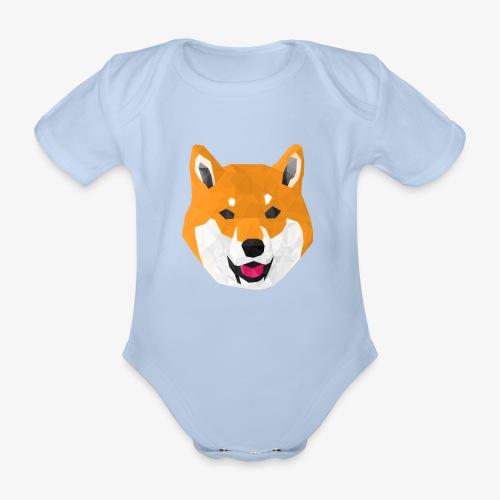 Shiba Dog - Body Bébé bio manches courtes