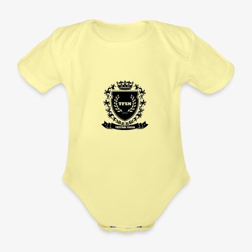 Trzymaj Fason - Ekologiczne body niemowlęce z krótkim rękawem