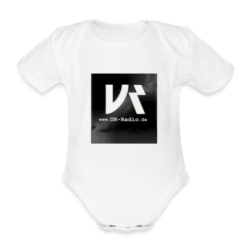 logo spreadshirt - Baby Bio-Kurzarm-Body