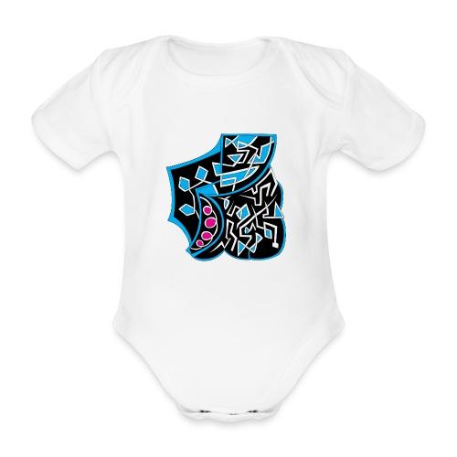 Celtic Ornament 06 - Baby Bio-Kurzarm-Body
