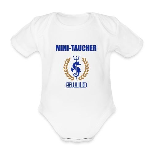 S.U.B. Taucherbaby - Baby Bio-Kurzarm-Body