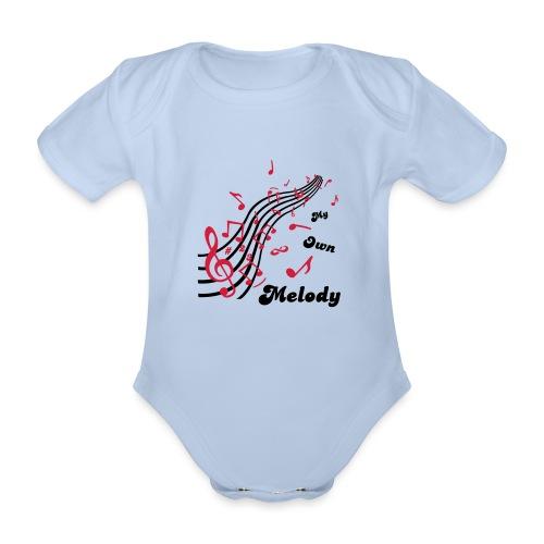 Contest Design 2015 - Organic Short-sleeved Baby Bodysuit