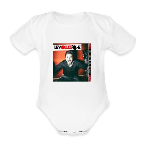 Cover Singolo Dario jpg - Organic Short-sleeved Baby Bodysuit