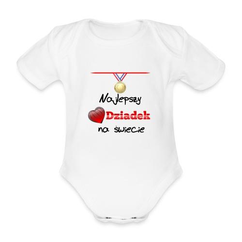nadruk_rodzinne_01 - Ekologiczne body niemowlęce z krótkim rękawem