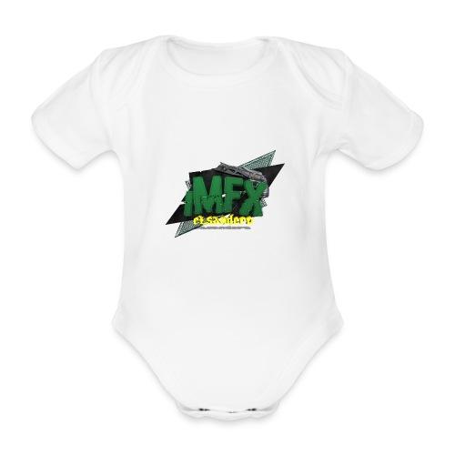 [*iMfx] elsandero - Body ecologico per neonato a manica corta