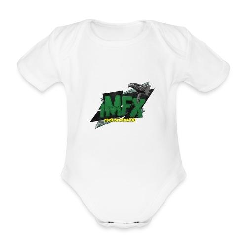 [iMfx] paolocadoni98 - Body ecologico per neonato a manica corta
