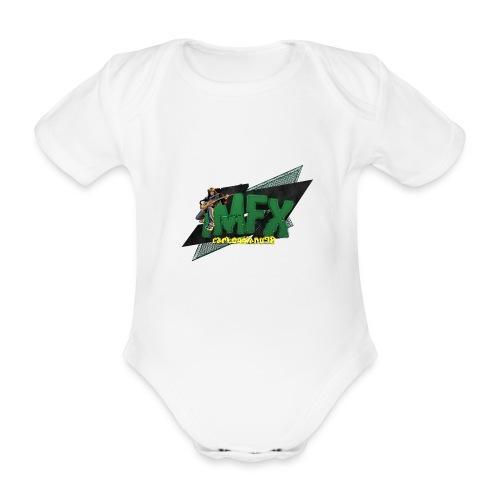 [iMfx] carloggianu98 - Body ecologico per neonato a manica corta