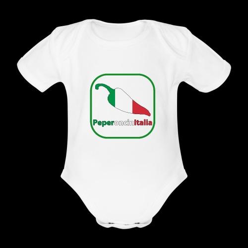 T-Shirt unisex classica. - Body ecologico per neonato a manica corta
