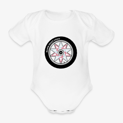 BSC Team - Body ecologico per neonato a manica corta