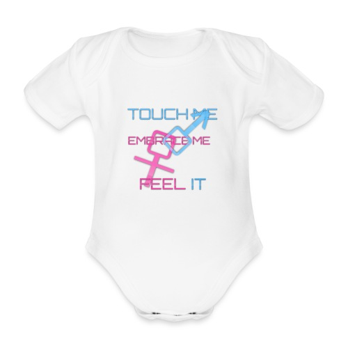 Sex & More - Organic Short-sleeved Baby Bodysuit