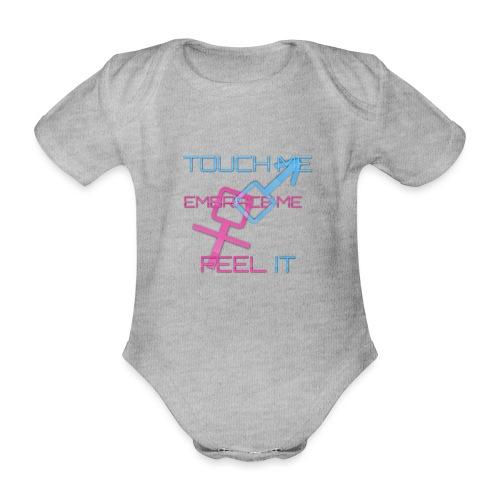 Sex & More - Organic Short-sleeved Baby Bodysuit
