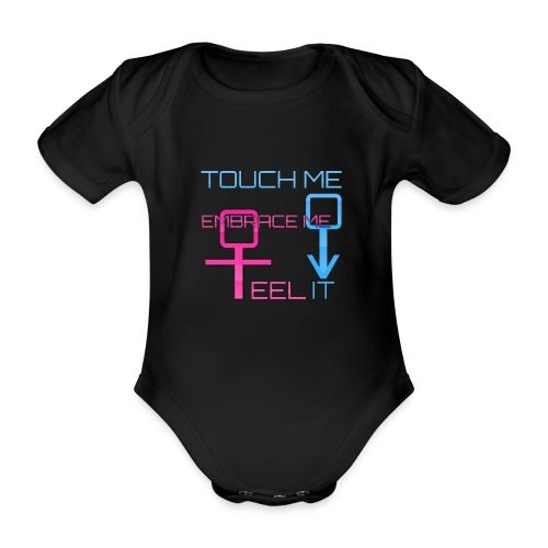 Sex and more on - Organic Short-sleeved Baby Bodysuit