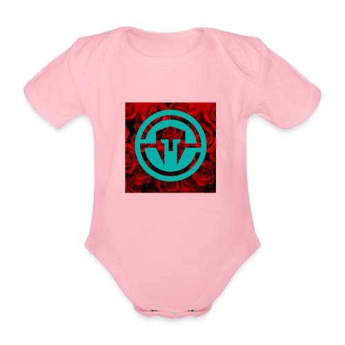 xxImmortalScope - Organic Short-sleeved Baby Bodysuit