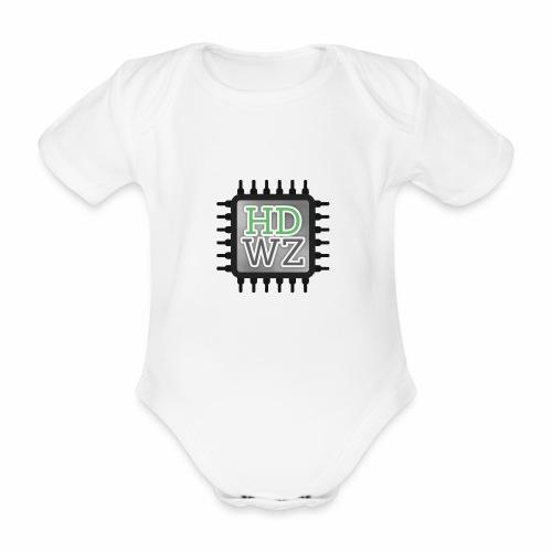 HDwZone - Body ecologico per neonato a manica corta