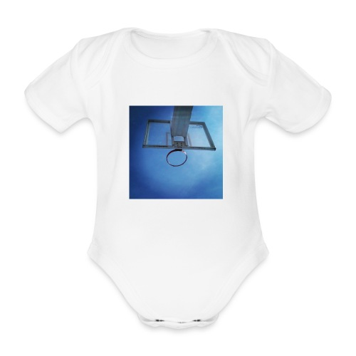 vida basket - Body orgánico de maga corta para bebé