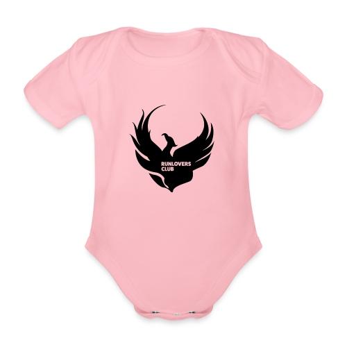 Runlovers Club v2 - Body ecologico per neonato a manica corta