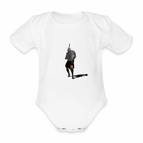 Gladiator - Baby Bio-Kurzarm-Body