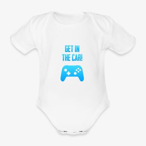 PUBG Get in the car Kids - Baby Bio-Kurzarm-Body