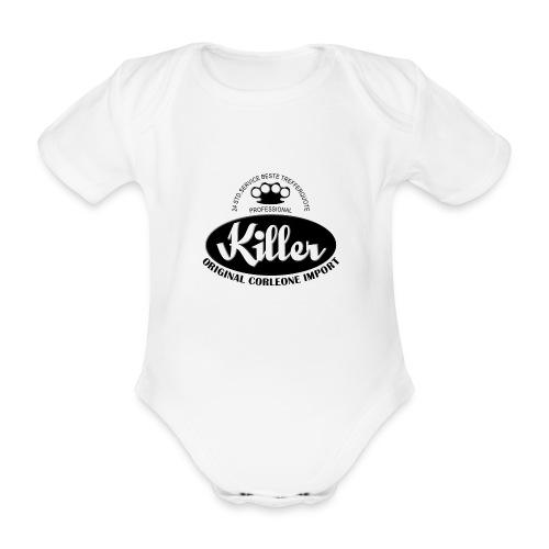 Killer Professional - Baby Bio-Kurzarm-Body