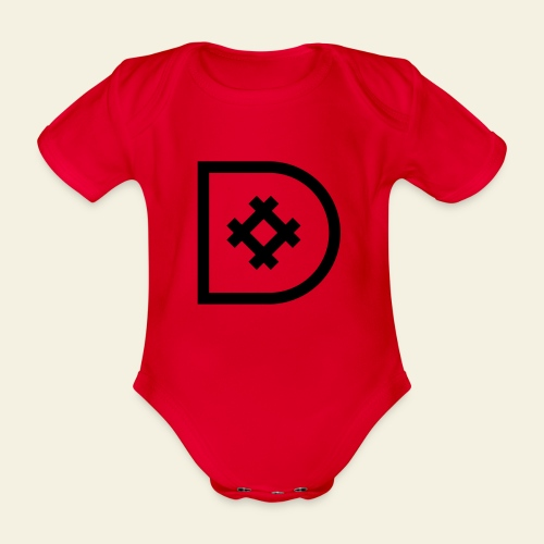 Icona de #ildazioètratto - Body ecologico per neonato a manica corta