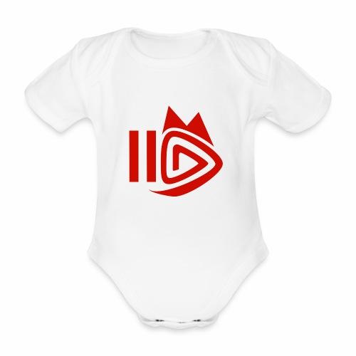 HitFuchs.FM logo - Organic Short-sleeved Baby Bodysuit