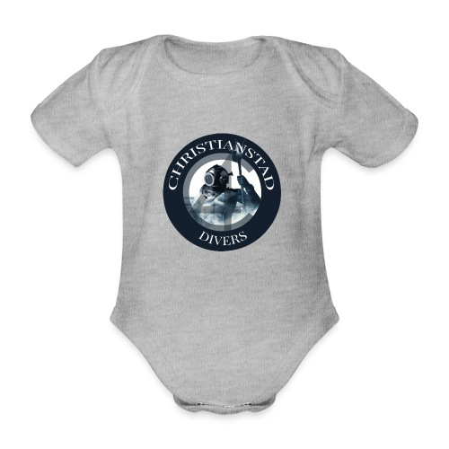 Logotype-2 - Ekologisk kortärmad babybody