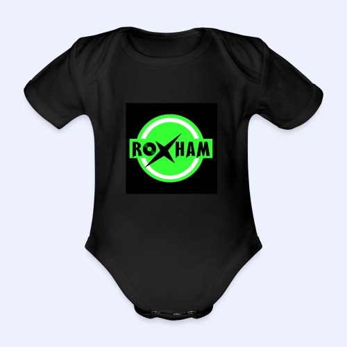 RoxHam-Button-2019 - Baby Bio-Kurzarm-Body