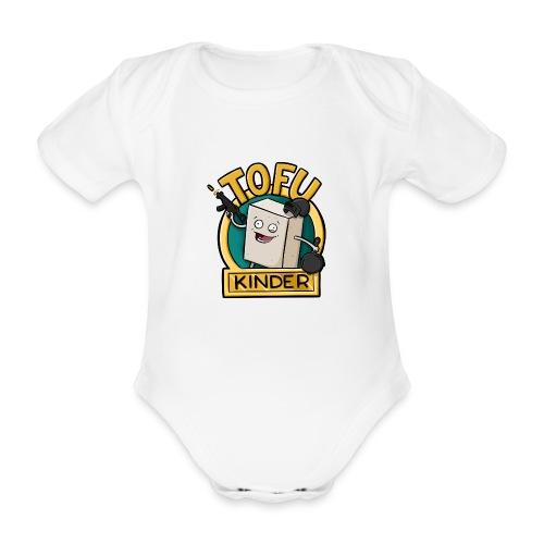 TofuKind - Baby Bio-Kurzarm-Body