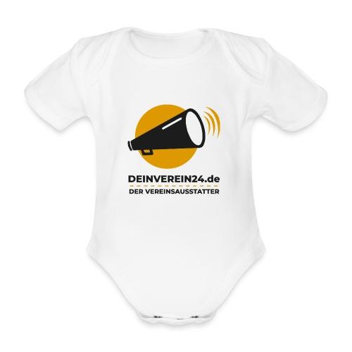 deinverein24 - Baby Bio-Kurzarm-Body