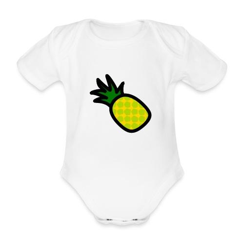 onlinelogomaker-072416-10 - Baby Bio-Kurzarm-Body