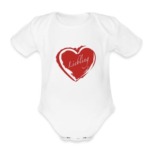 Liebling - Baby Bio-Kurzarm-Body