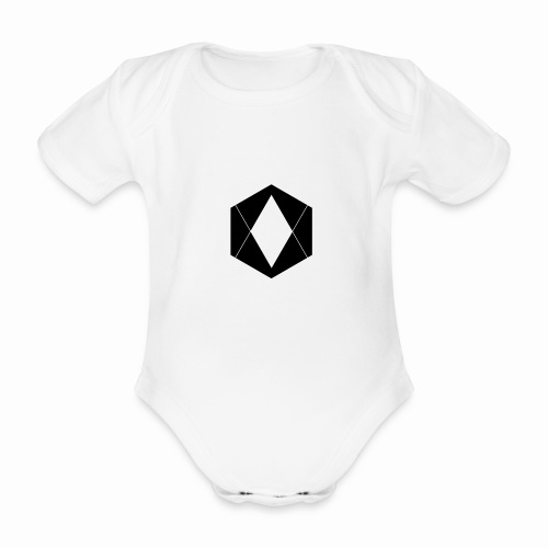 4AM Official - Organic Short-sleeved Baby Bodysuit