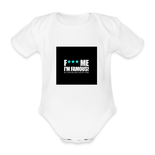 FMIF Badge - Body Bébé bio manches courtes