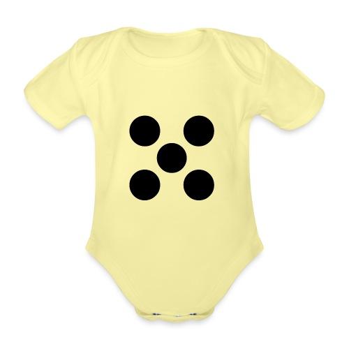 Dado - Body orgánico de manga corta para bebé