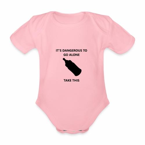 TTBabyBottle - Organic Short-sleeved Baby Bodysuit