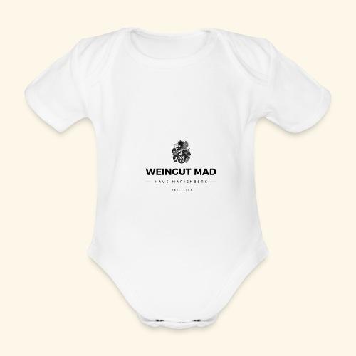 Weingut MAD - Baby Bio-Kurzarm-Body