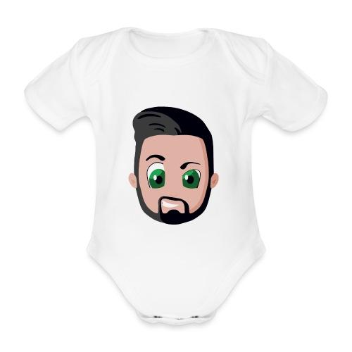 kaan Pullis - Baby Bio-Kurzarm-Body