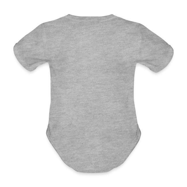 Vorschau: I rea nua bei schiache Leid - Baby Bio-Kurzarm-Body