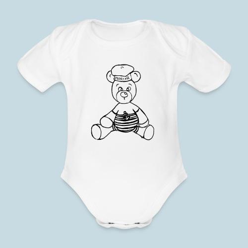 Seebär - Baby Bio-Kurzarm-Body