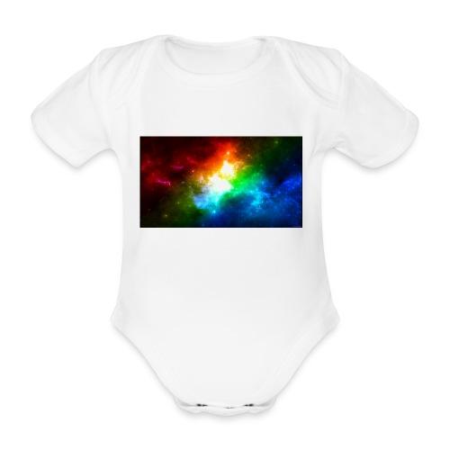 d2ZQqX - Body orgánico de manga corta para bebé